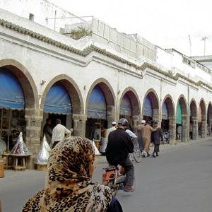 Habous Quarter, Casablanca