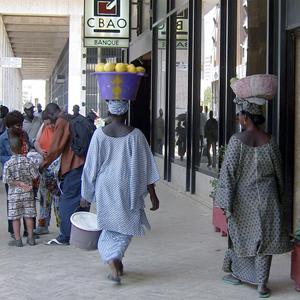 women of Dakar