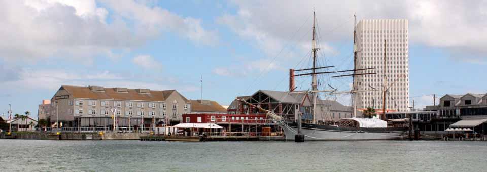 Texas Seaport Museum and ELISSA, Galveston