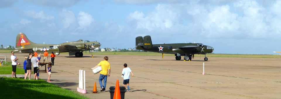 Lone Star Flight Museum, Galveston, Texas