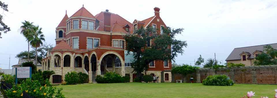 Moody Mansion, Galveston, Texas