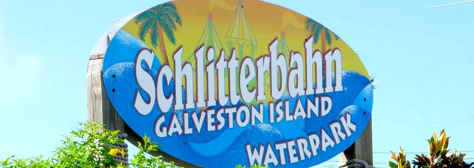 Schlitterbahn Water Park, Galveston Island
