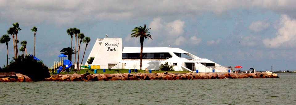 Sea Wolf Park, Galveston