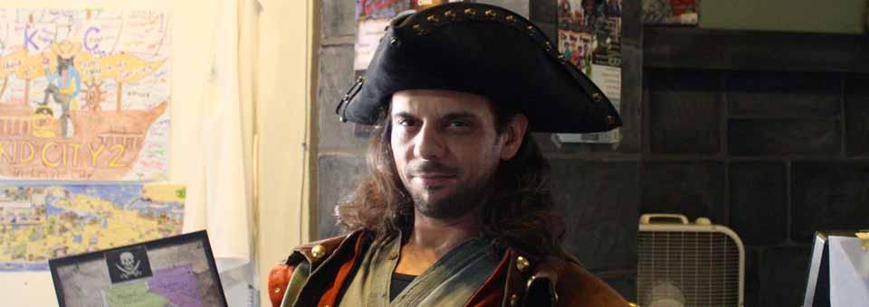 Pirates! Legends of the Gulf Coast, Galveston, Texas