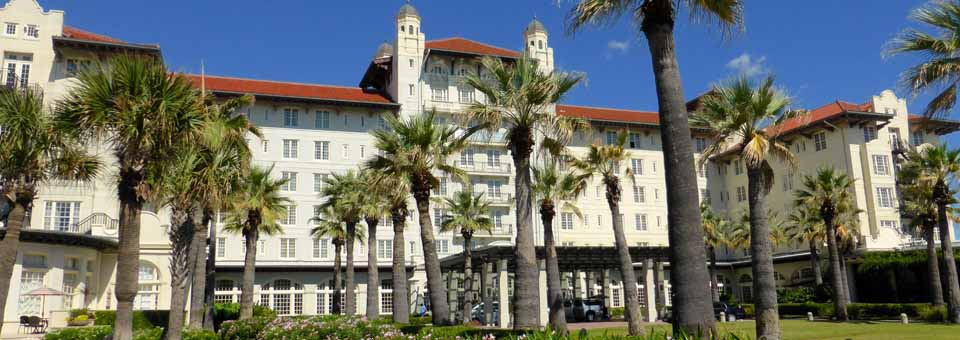 Hotel Galvez, Galveston, Texas
