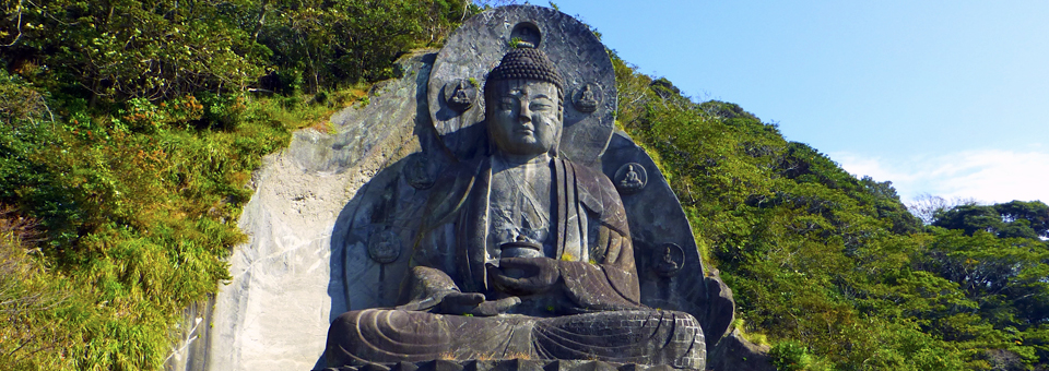Great Buddha, Mt. Nokogiri