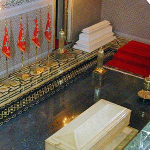 Mausoleum of King Mohammed V,Rabat, Morocco