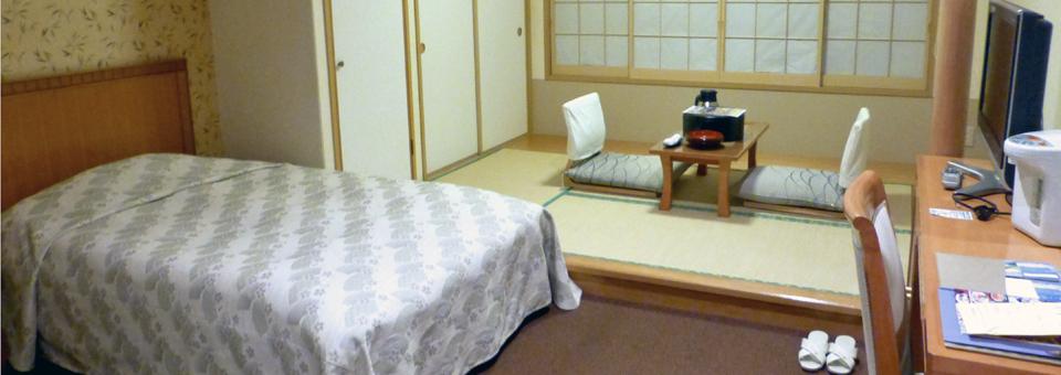 Ryugujo Spa Hotel Mikazuki guest room