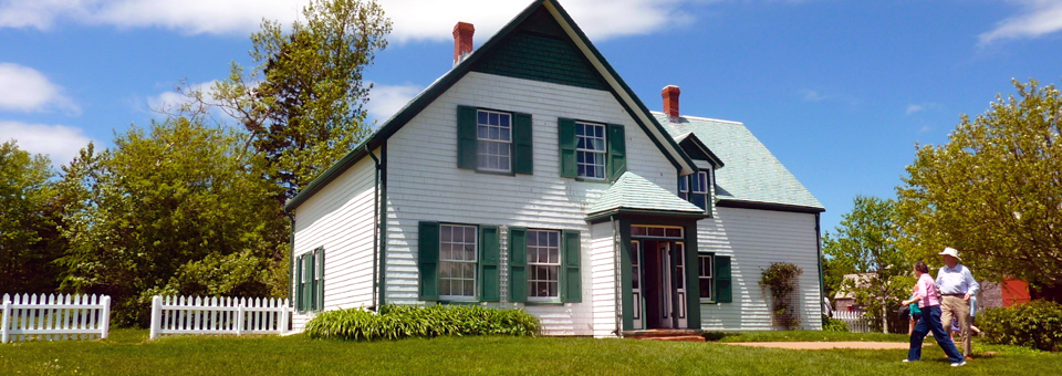 Anne of Green Gables house, Prince Edward Island