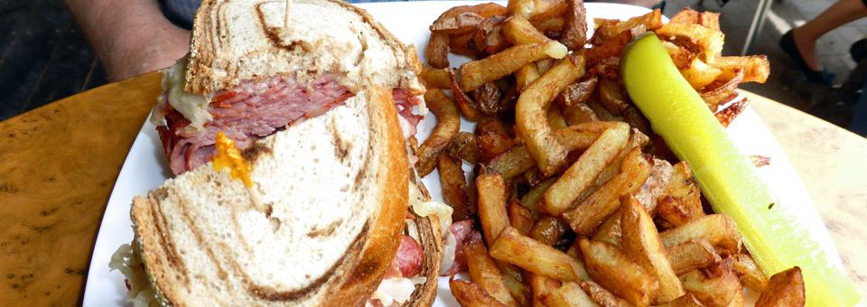 Chelsea Pub sandwich