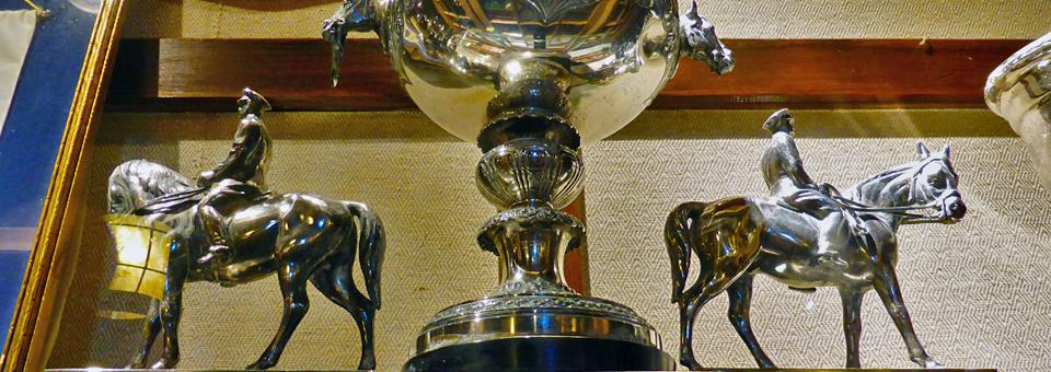 Seigniory Club trophies, Fairmont Le Château Montebello