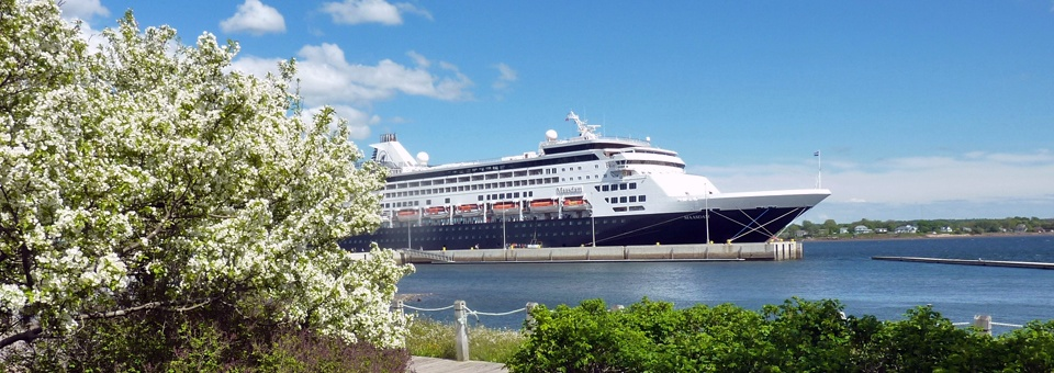 Holland America's Maasdam, Prince Edward Island