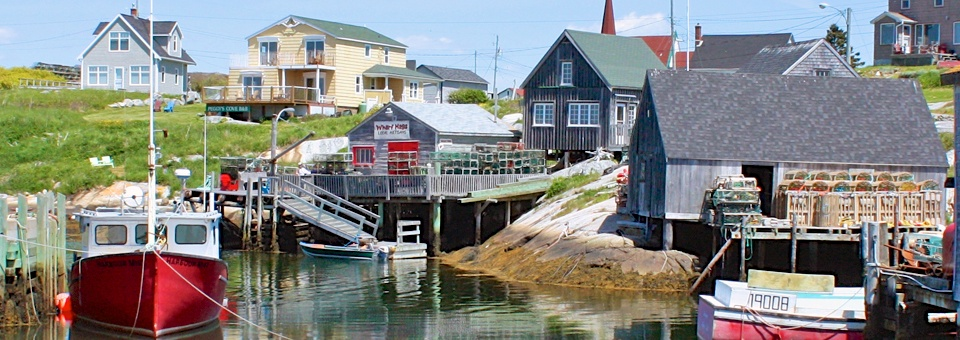 Peggy's Cove area
