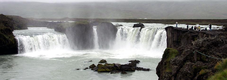 Godafoss, Akureyri, Iceland