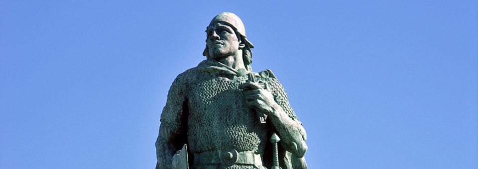 Leif Eriksson statue