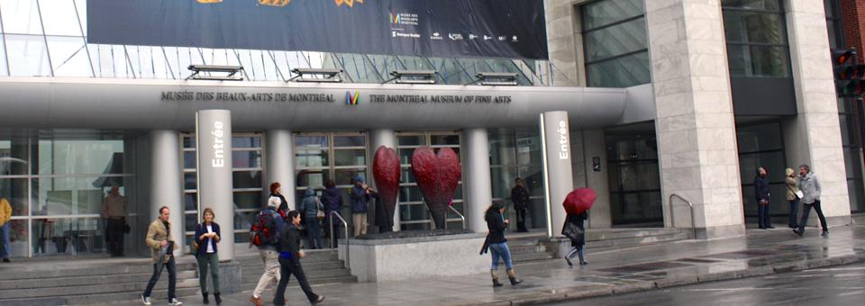 Musée des Beaux Arts, Montréal
