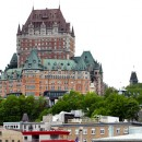 The Château Frontenac: the heart of the flavors of Québec City