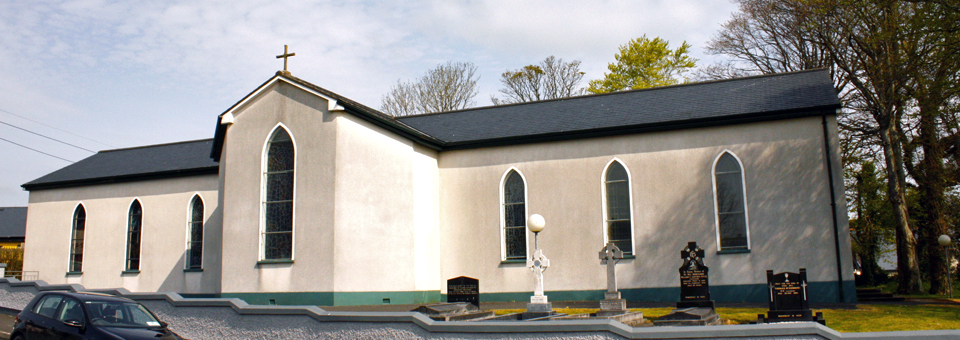St.Patrick's Church, Addergoole