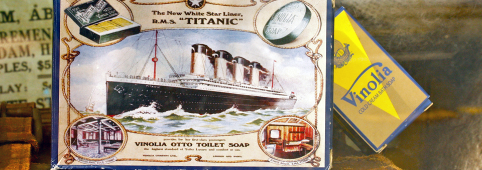 part of the Titanic window dis[play