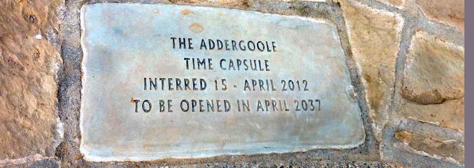 Addergoole time capsule