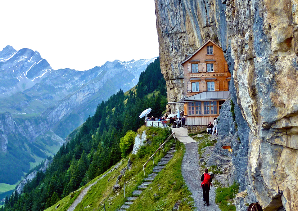 Aescher Inn, Switzerland