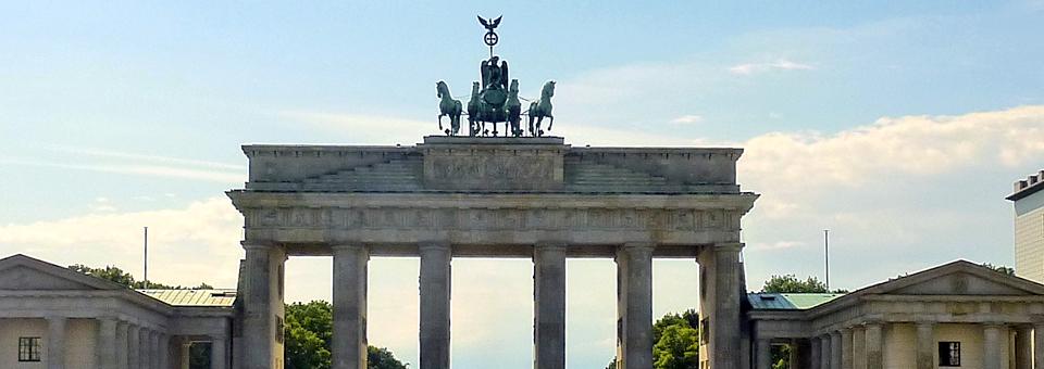 Brandenburg Gate, Berlin