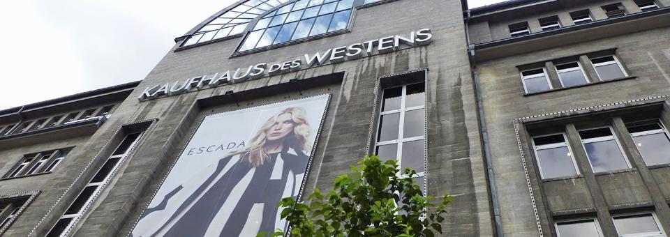 Kaufhaus des Westens, Berlin