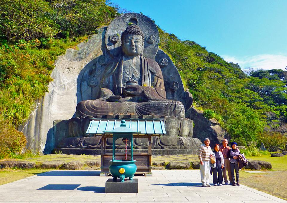 Nihonji Daibatsu (Great Buddha), Chiba