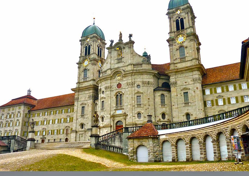 Benedictine Monastery Einsiedeln
