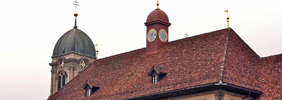 Benedictine Monastery Einseideln