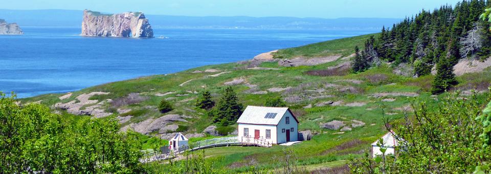 Bonaventure Island, Gaspé Peninsula