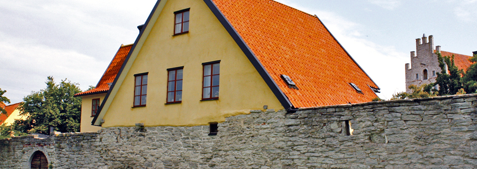 Visby's ring wall