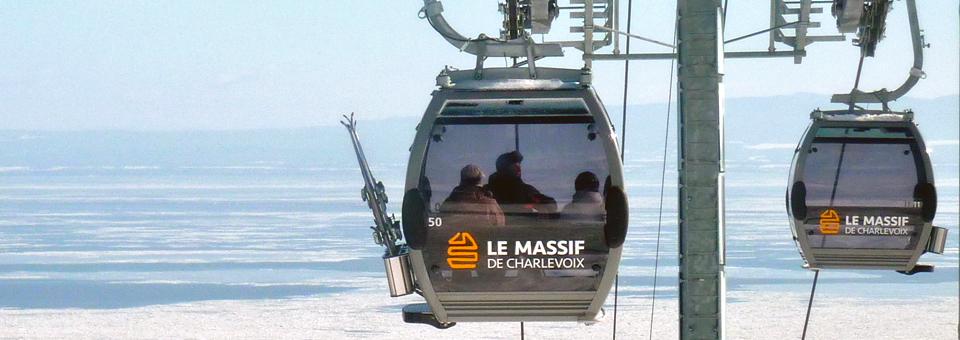 Le Massif gondola