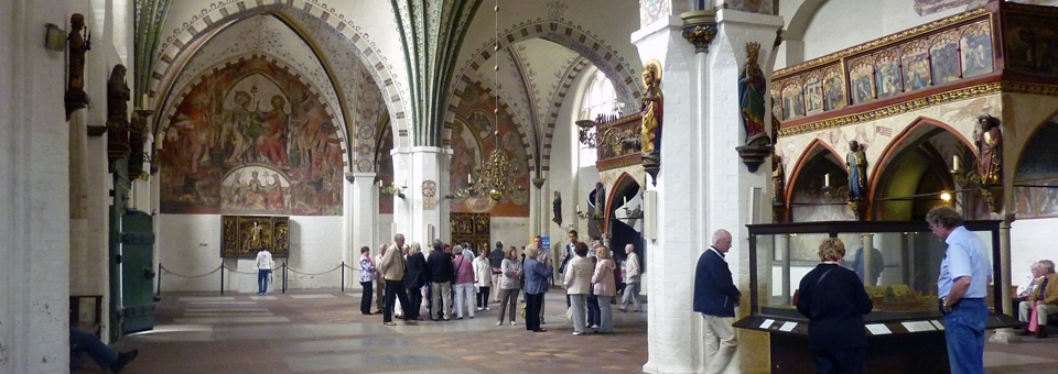 Holy Ghost Hospital, Lubeck