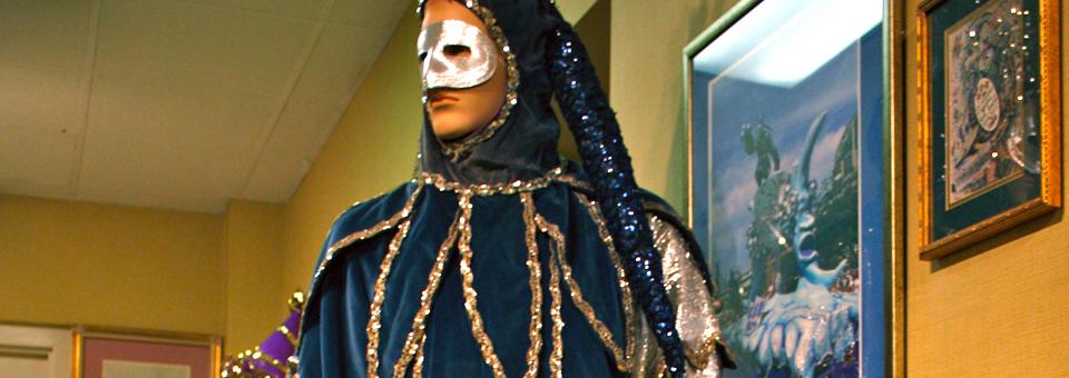 Knights of Revelry, Mardi Gras Museum, Mobile, Alabama