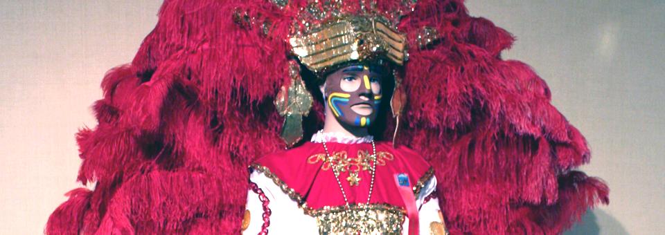 Order of Inca, Mobile Mardi Gras Museum, Mobile, Alabama
