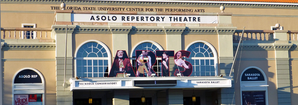Asolo Repertory Theater, Sarasota, Florida