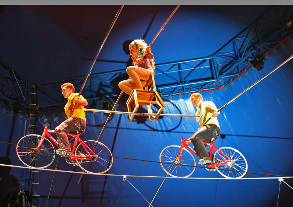 The Wallendas, Circus Sarasota