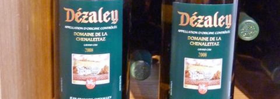 Dézaley wine, Lavaux Vinorama, Rivaz, Switzerland