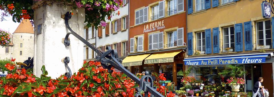 La Ferme, Yverdon-les-Bains