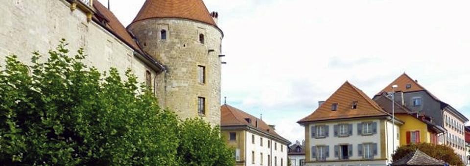 Yverdon-les Bains