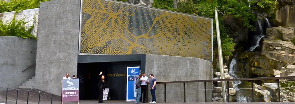 Vinorama, Rivaz, Switzerland