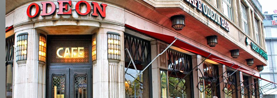 Odeon Cafe, Zurich