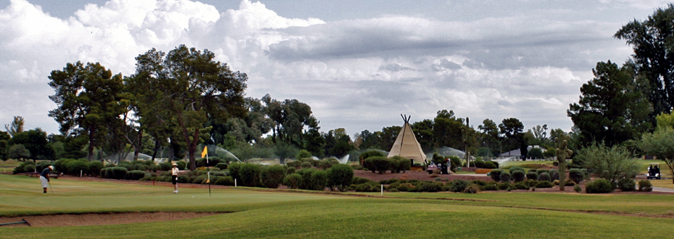 Wigwam Golf Resort & Spa, Litchfield Hills, Arizona's only resort with 54 holes of championship golf