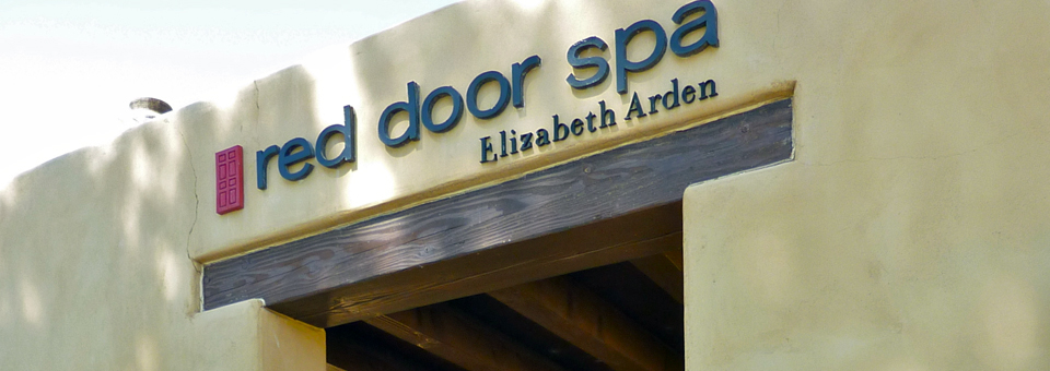 Red Door Spa, The Wigwam Golf Resort and Spa, Litchfield Hills, Arizona