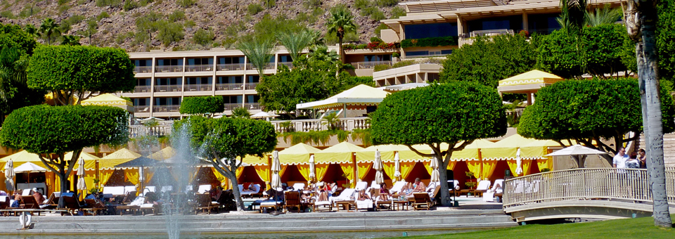 The Phoenician, Scottsdale, Arizona