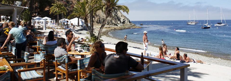 Descanso Beach Club Catalina Island California