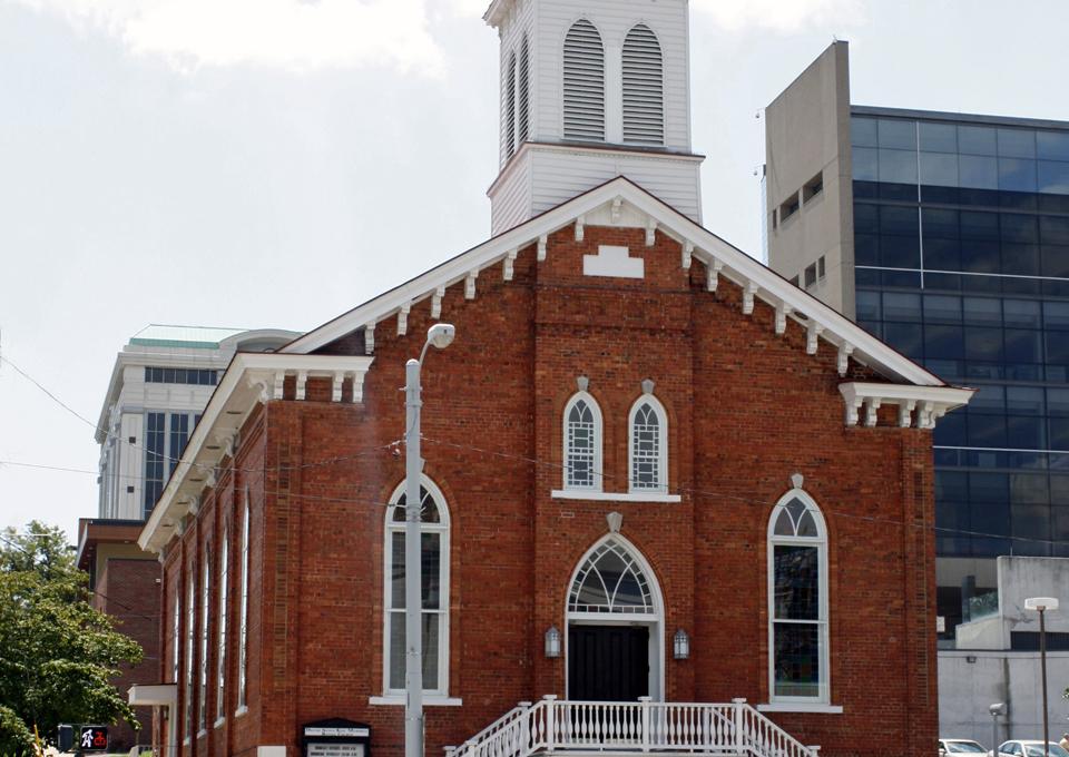 Dexter Avenue Church, Montgomery, Alabama