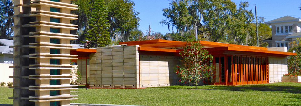 Usonian House, Florida Southern College
