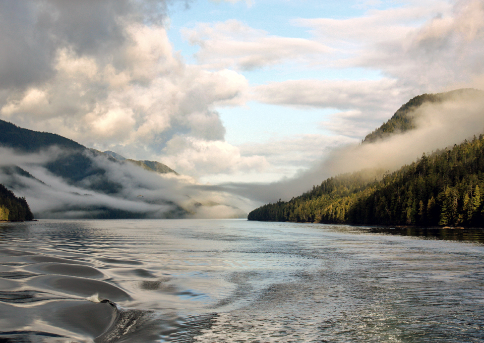 Inside Passage, British Columbia, Canada1
